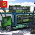 卡车运输停车场模拟