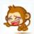 悠嘻猴表情包 v1.0