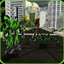 蜘蛛机器人战士