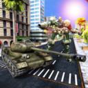 美国坦克变换机器人