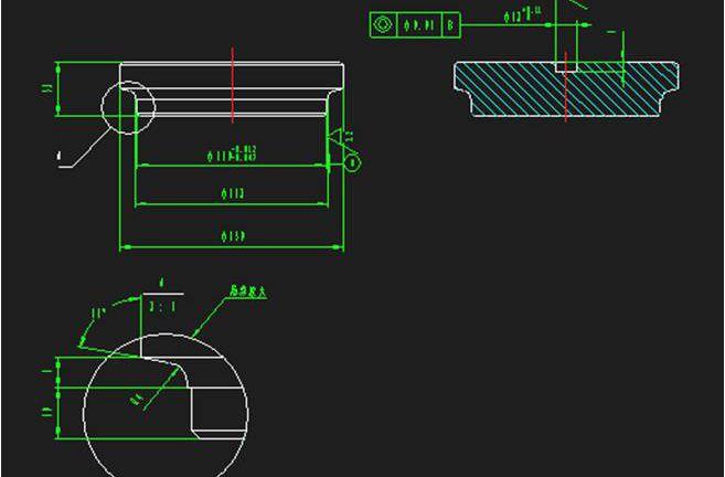 CAXA电子图板机械版v1.0